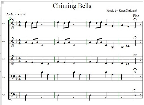 Chiming Bells
