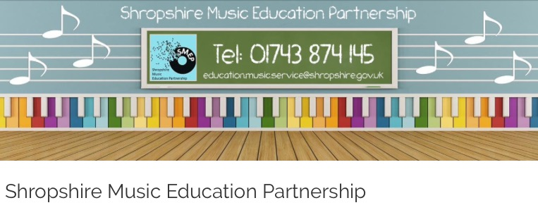 Shropshire Music Education Hub