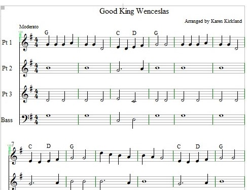 Good King Wencelas