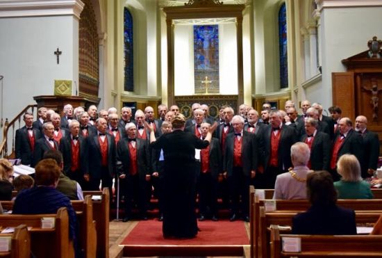 Froncysyllte Male Voice Choir